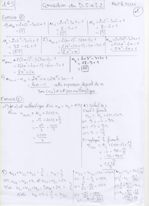 inéquations trigonométriques 1ère s